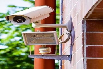 CCTV installnation in chandigarh
