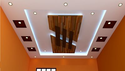 POP False Ceiling Design | EPIC VILLA | BLOG