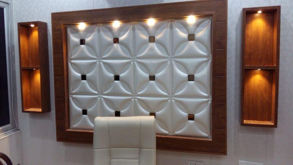 pvc fase ceiling design